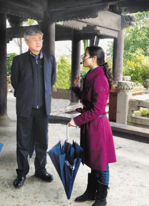 """赵长青:第四届中国书法兰亭奖主题为""""兰亭回家"""""""