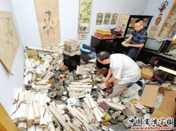 四川最老收藏家杨晓峰辞世,子女抓阄继承逾千藏品