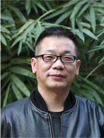 第五届中国书法兰亭奖一等奖获得者(蒋乐志)