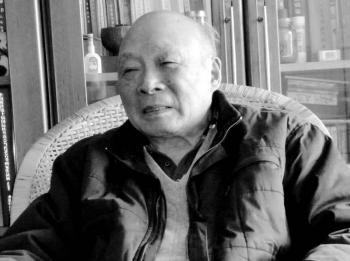 江苏著名书法家陈肯先生因病去世,享年90岁