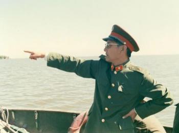 《老兵乡愁》之五:守土——我的梦